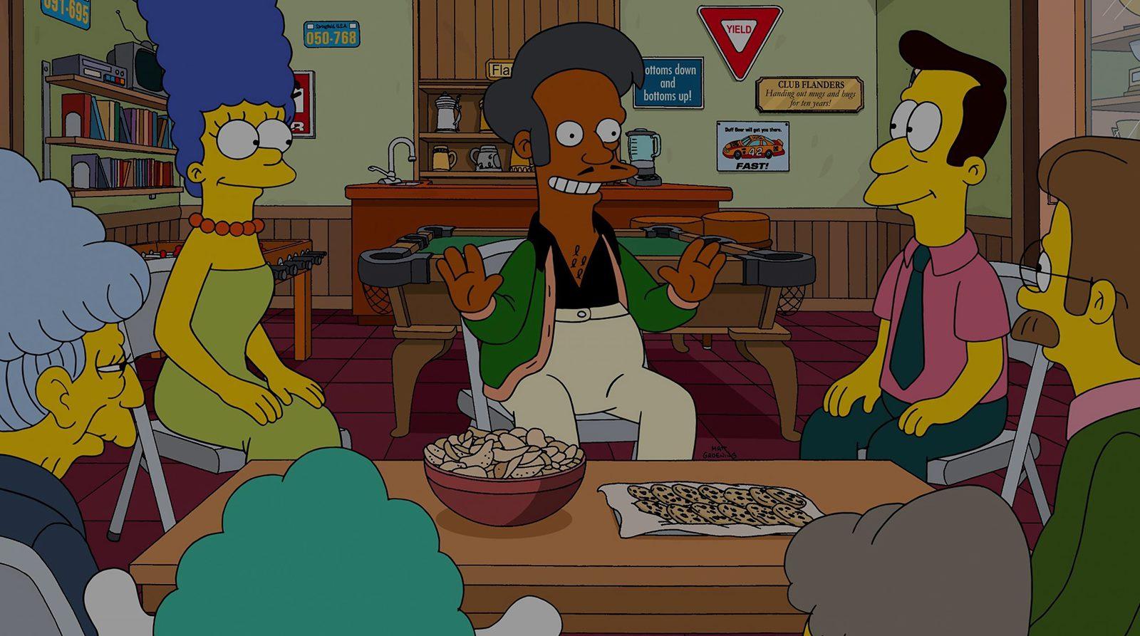 A Simpsons story: l'histoire d'Apu