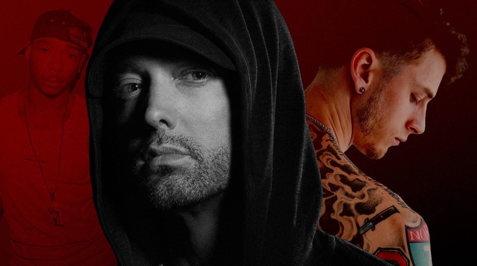 Kamikaze: une brève histoire des clashs d'Eminem