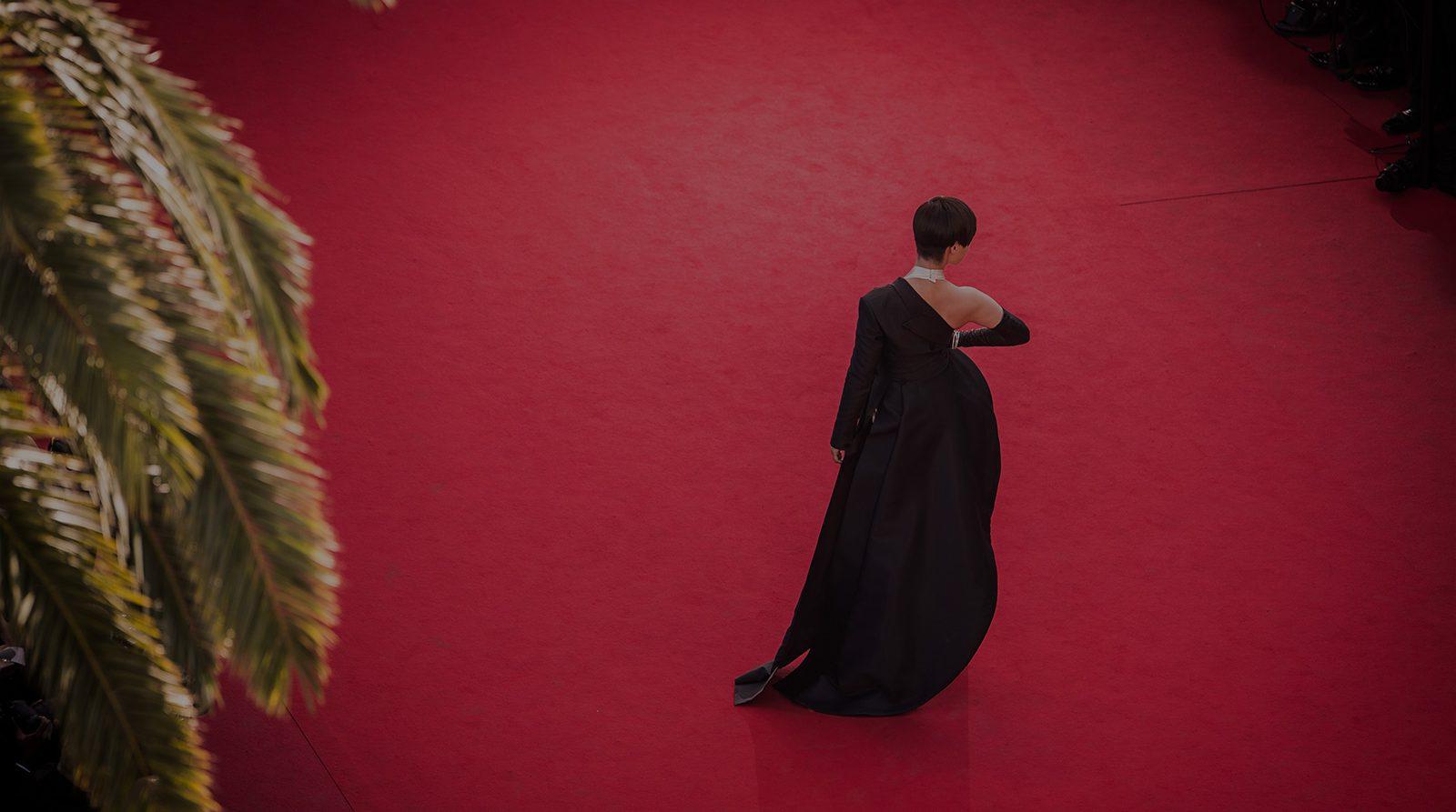 Cannes: une courte histoire du tapis rouge