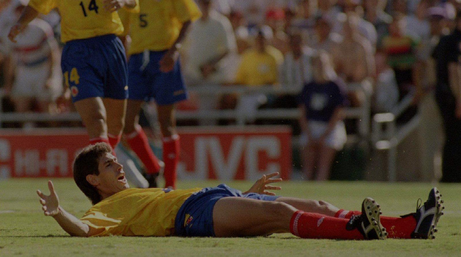 Andrés Escobar: le gentleman footballeur victime des cartels colombiens