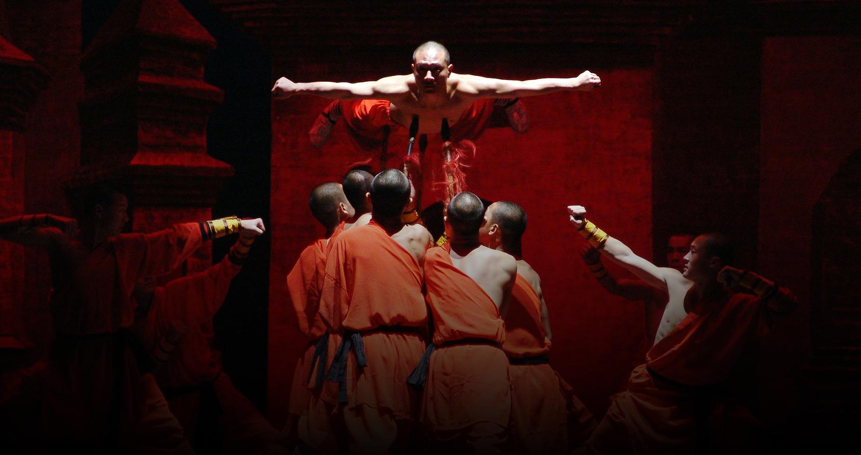 Comment devenir un moine Shaolin en 2018 ?