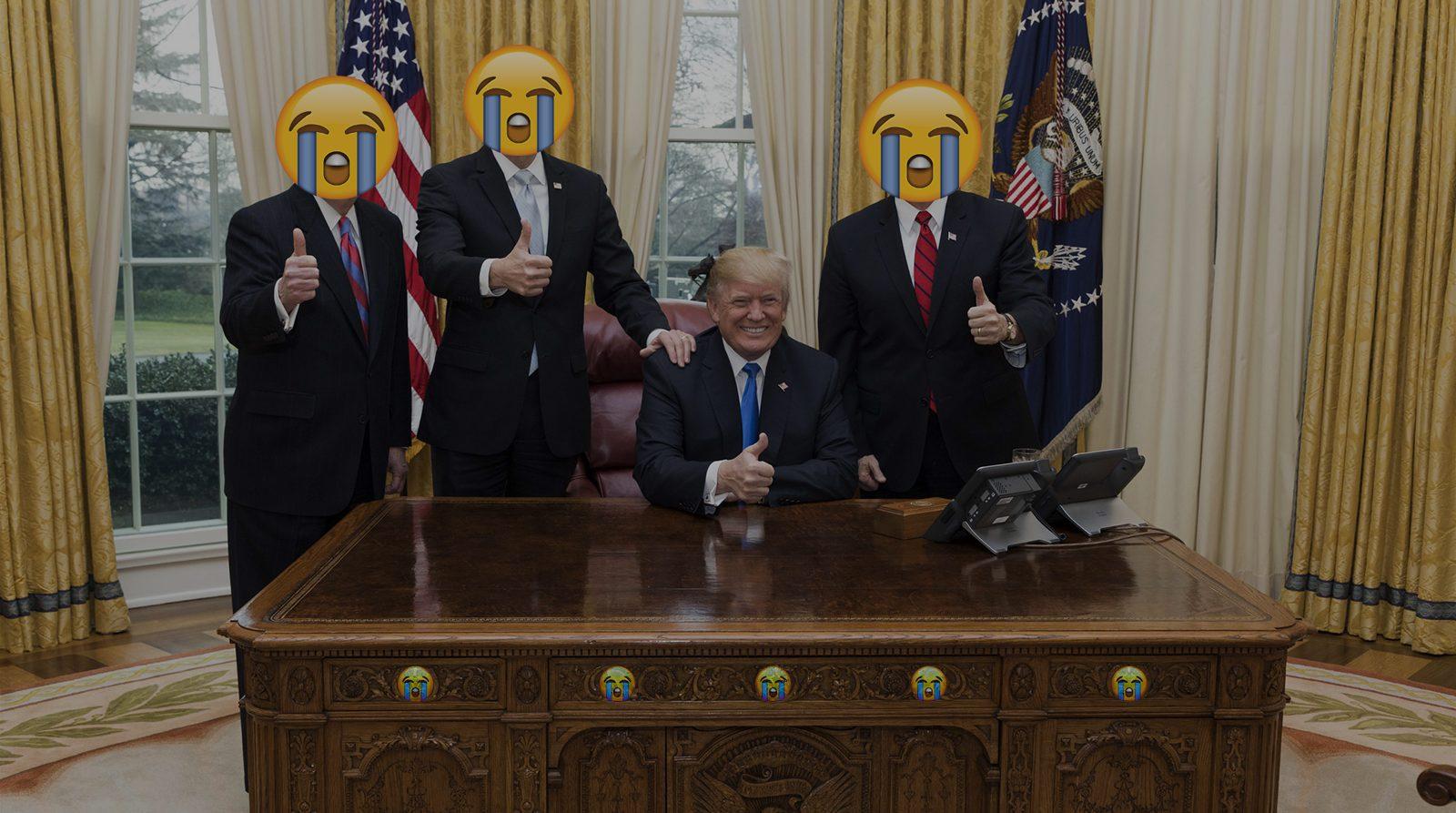 Au cœur du monde fou de la Maison-Blanche sous Trump