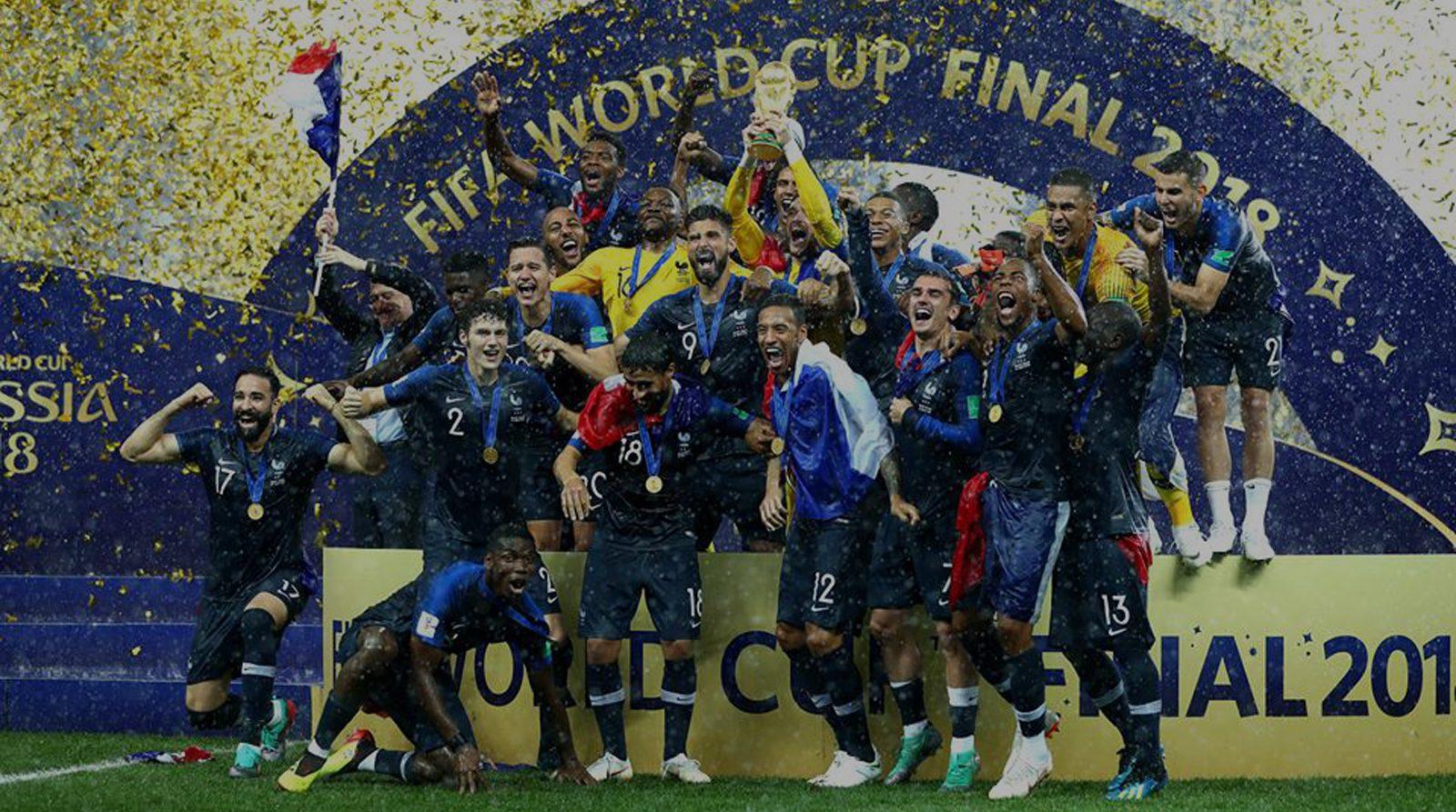 Gagner la Coupe du monde peut-il changer le futur d'un pays?