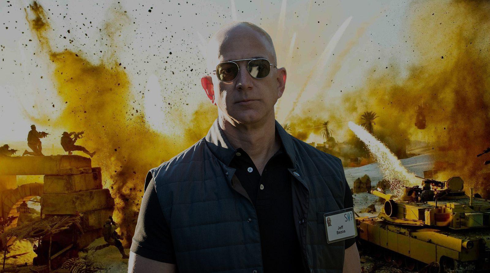 Amazon va-t-il devenir le nouveau bras droit de la Défense américaine?