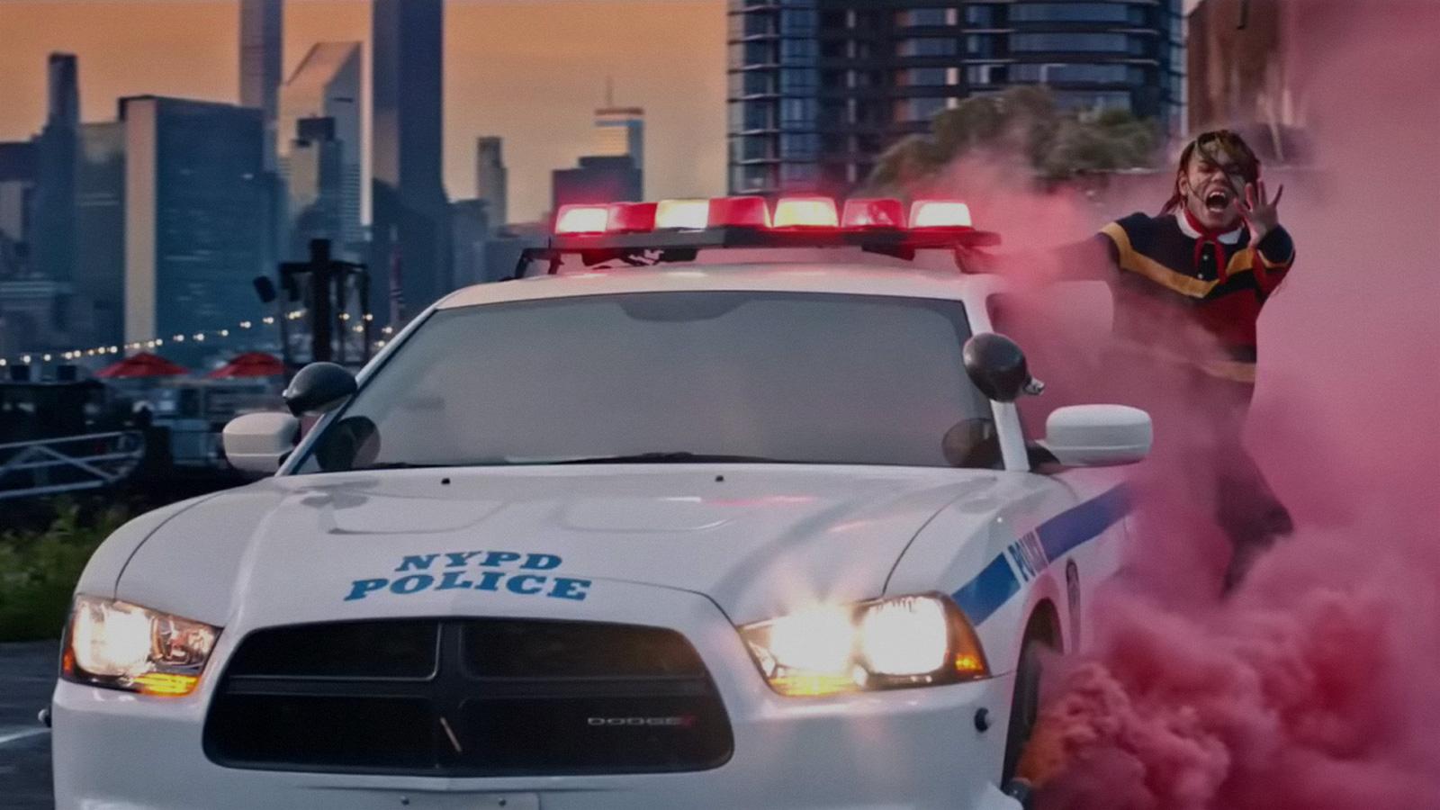 Au cœur de l'unité secrète de la police de New York qui surveille les rappeurs