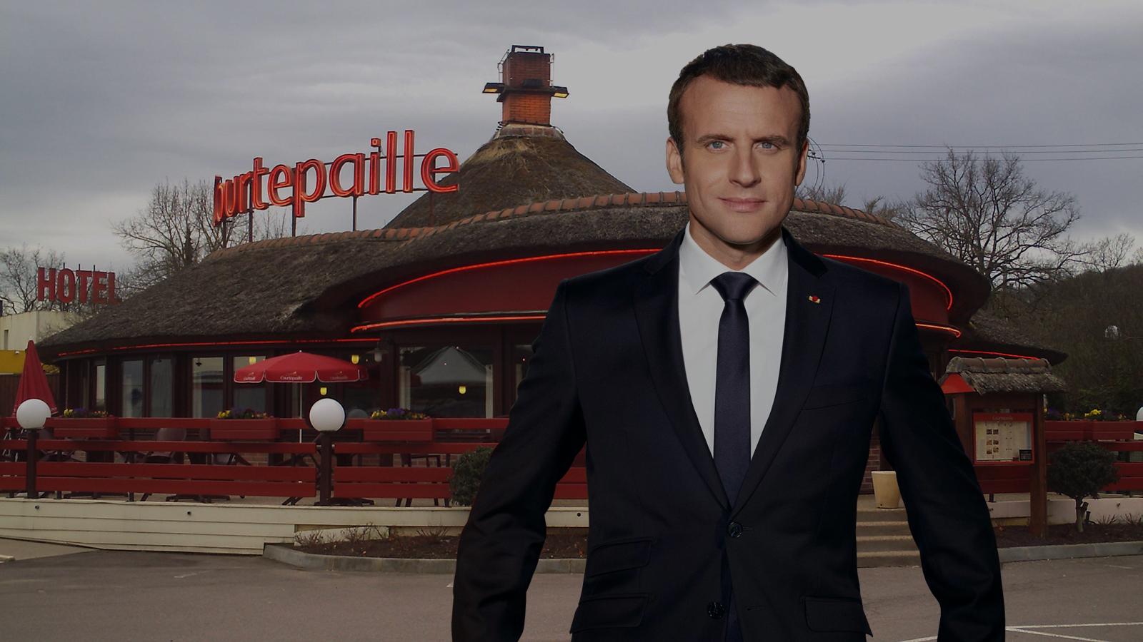 Les saveurs du palais : dans l'assiette des présidents français