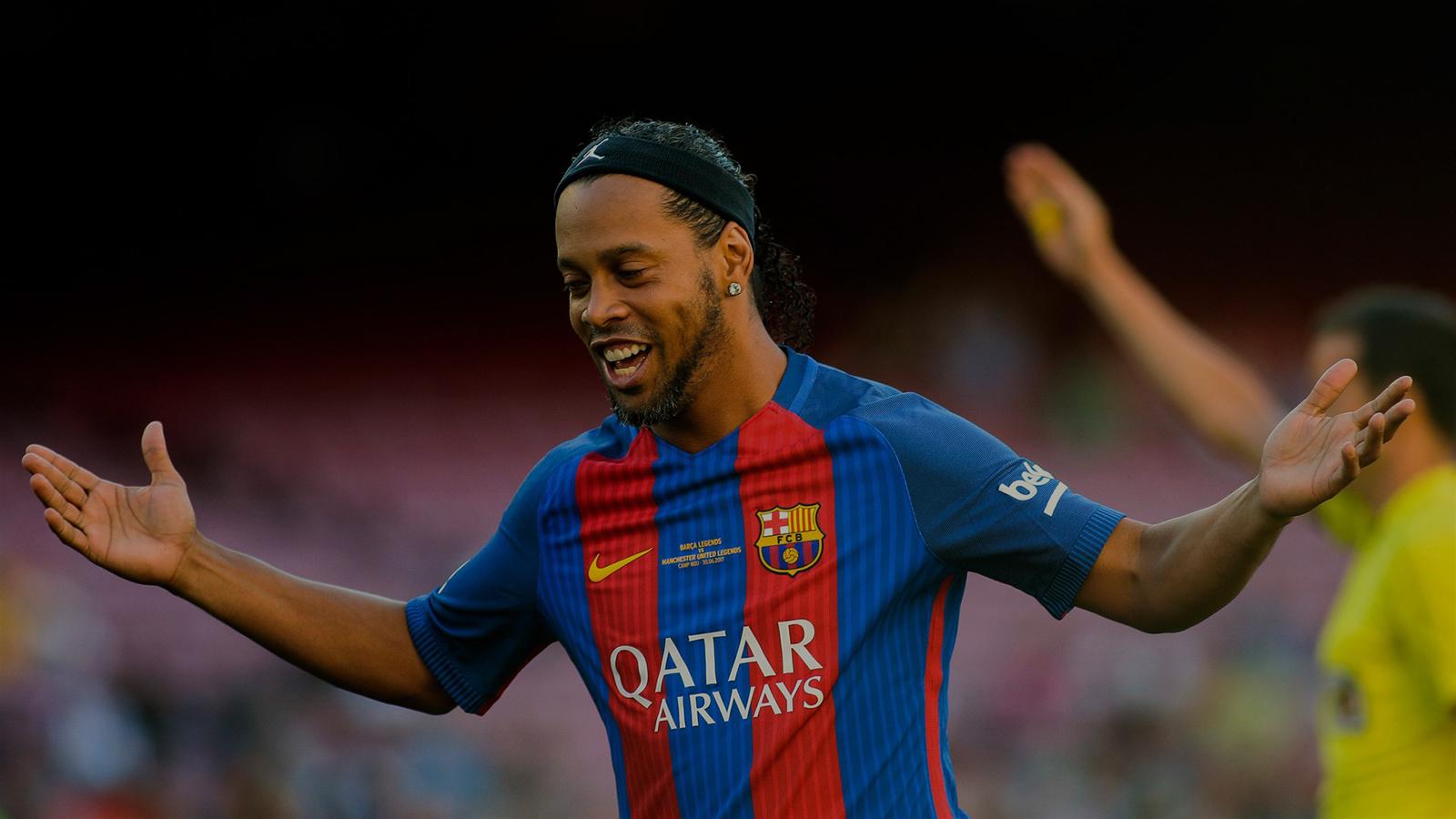 Où est passée la fortune de Ronaldinho?