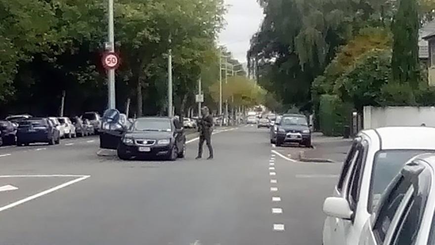 Une fusillade dans deux mosquées fait au moins 49 morts — Nouvelle-Zélande