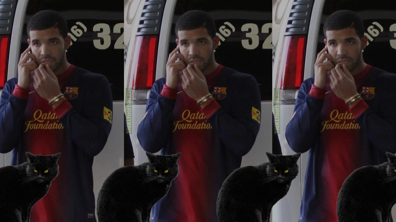 Drake est-il le plus gros chat noir du monde ?