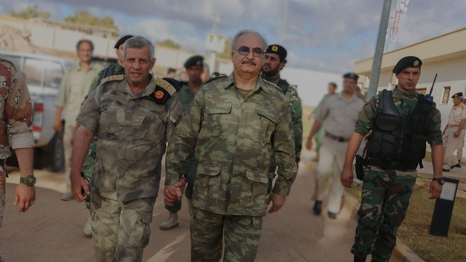 En Libye, la France soutient-elle un nouveau Kadhafi?
