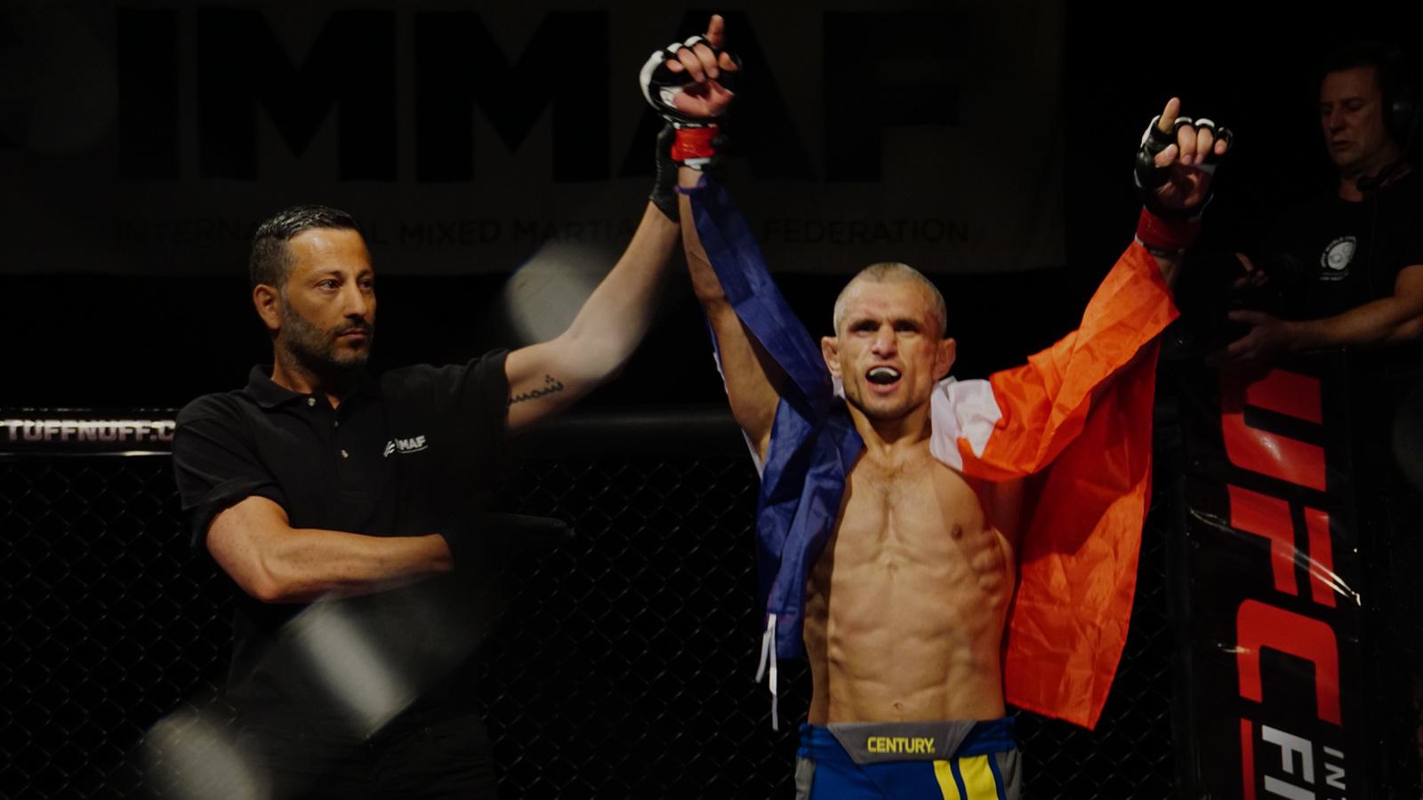 Que vaut le MMA français?