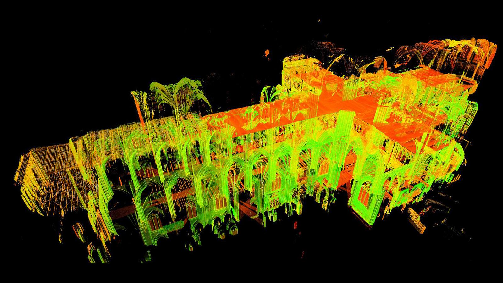 La technologie peut-elle sauver Notre-Dame?