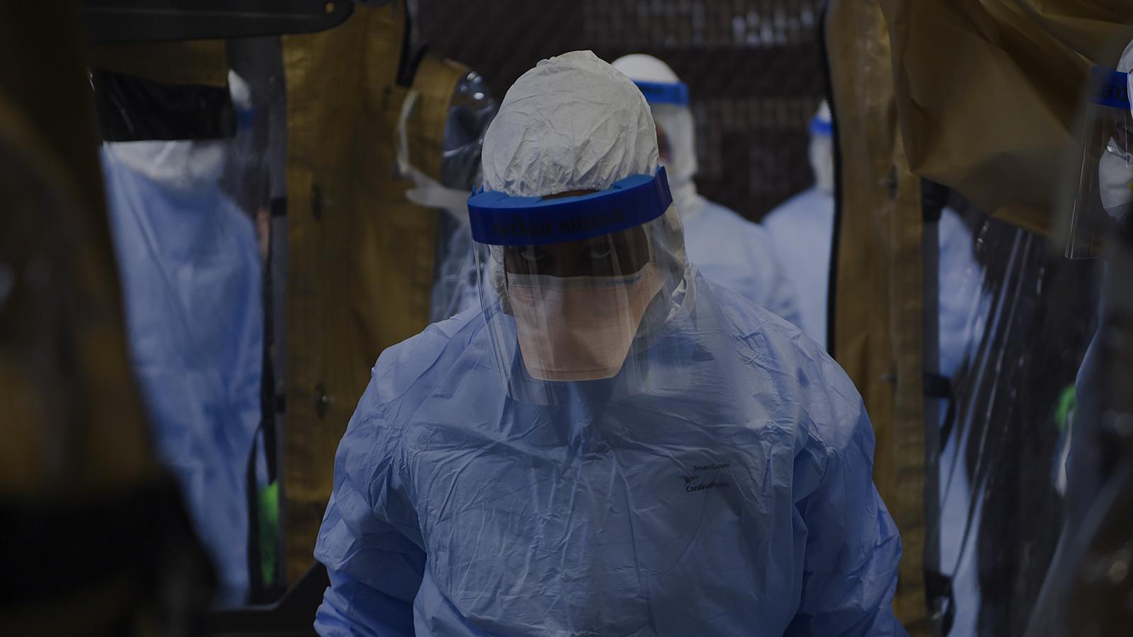 L'humanité peut-elle survivre à Ebola?