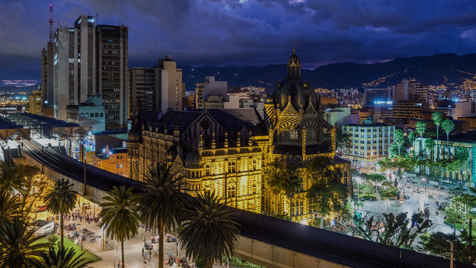 Comment Medellín est devenue une ville cool
