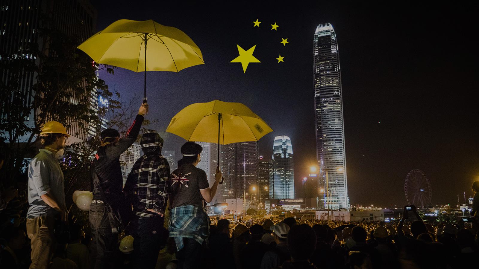 Hong Kong peut-elle échapper à l'emprise de la Chine?