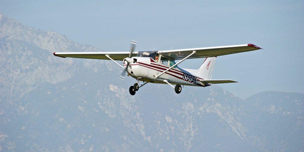 Pour son premier cours de pilotage, un Australien contraint d'atterrir tout seul