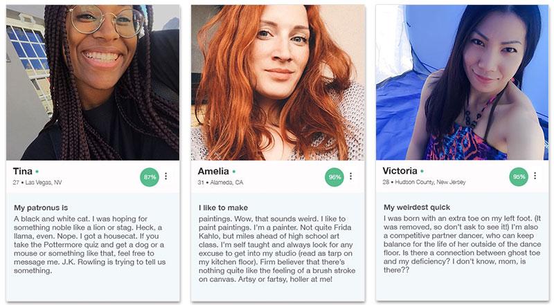Funny Womens rencontres profils