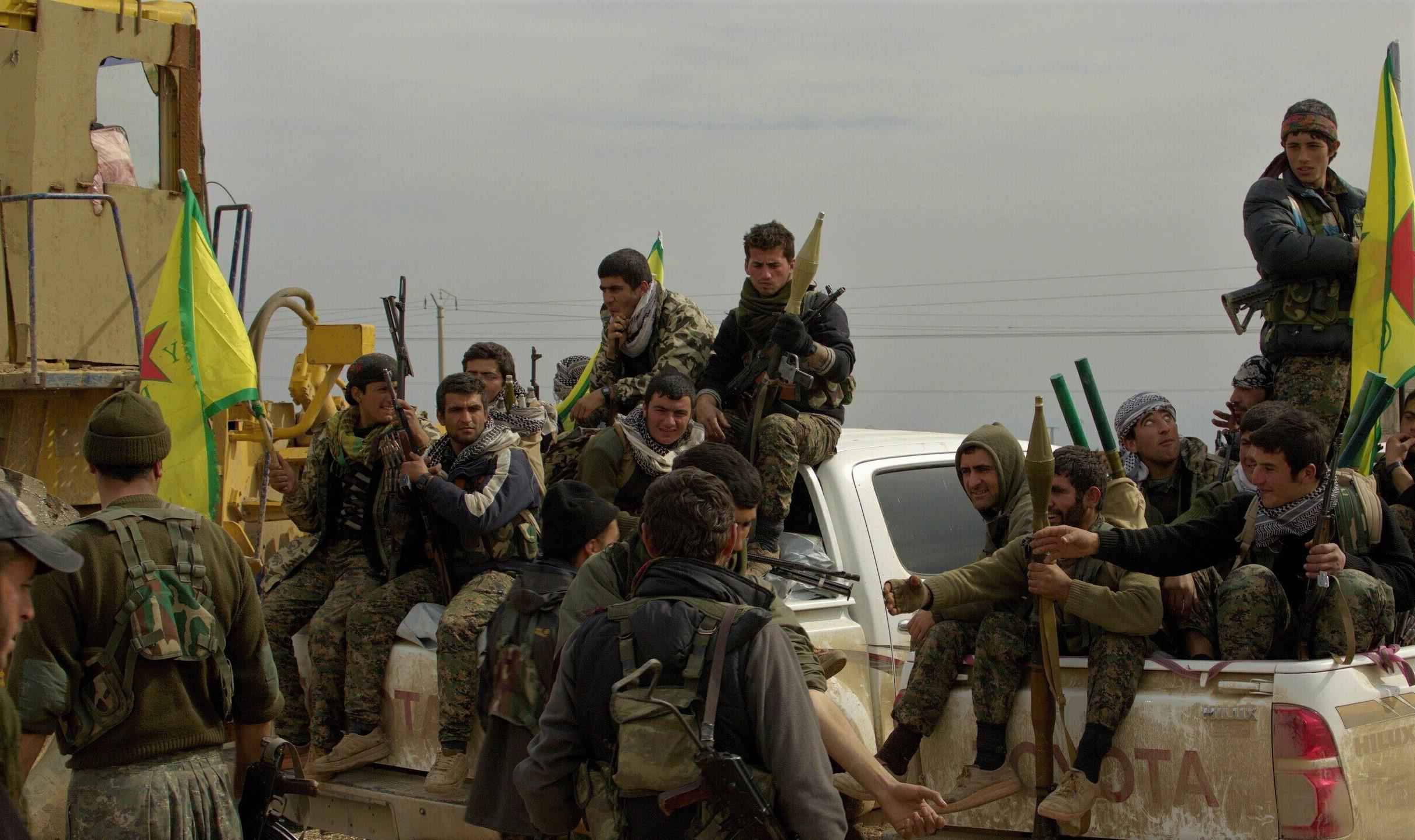 Qui sauvera les Kurdes en Syrie?