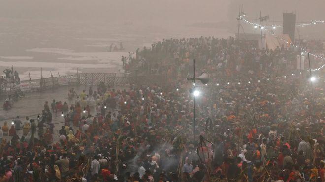 La pollution atmosphérique atteint des niveaux apocalyptiques à Delhi