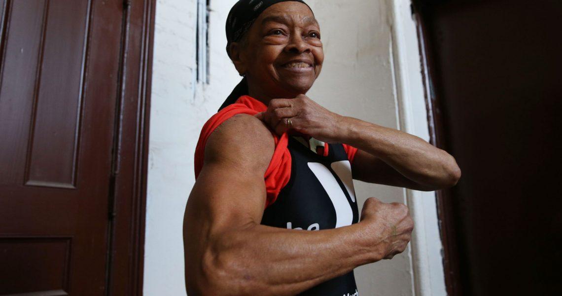 HUMOUR : À 82 ans, cette bodybuildeuse a assommé un cambrioleur à coups de table 636585338758378392-willie-1-1140x600
