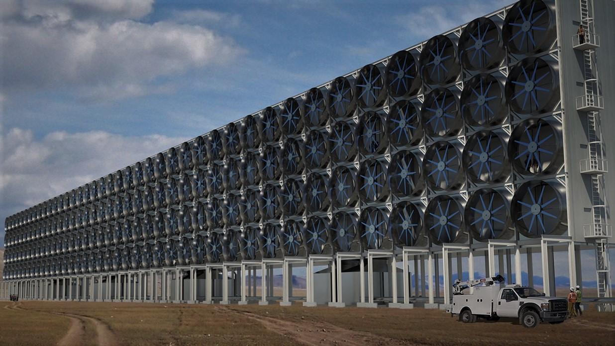 Comment éliminer le CO2 dans l'air pour sauver la planète ?