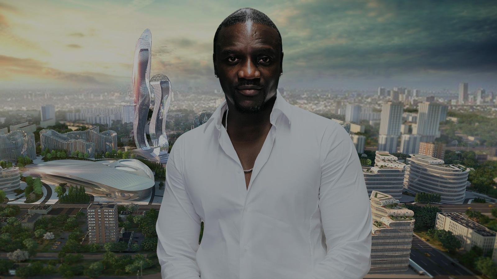 Comment Akon veut construire le Wakanda au Sénégal