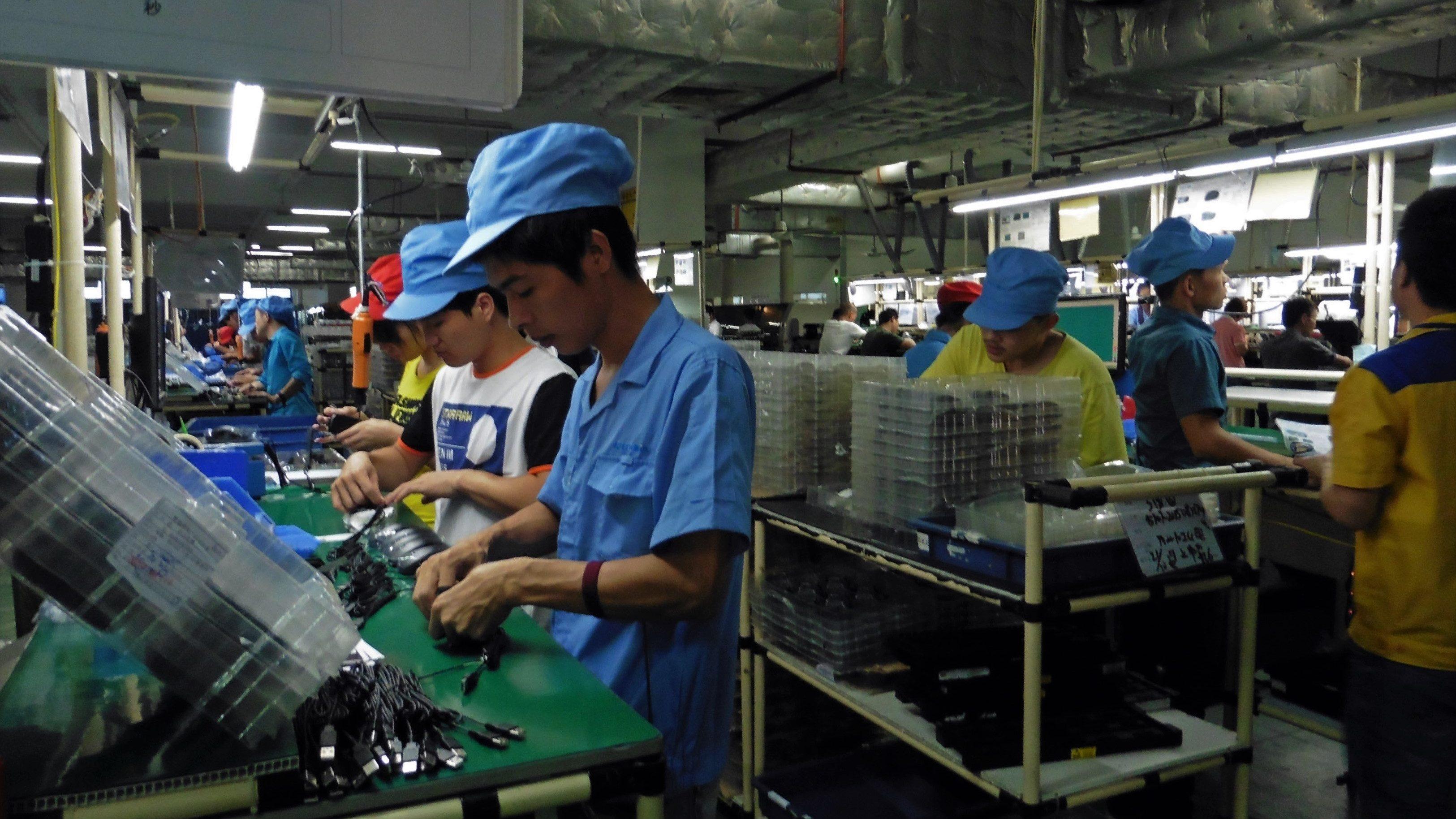 Nos smartphones sont-ils fabriqués dans des camps de travail forcé en chine?