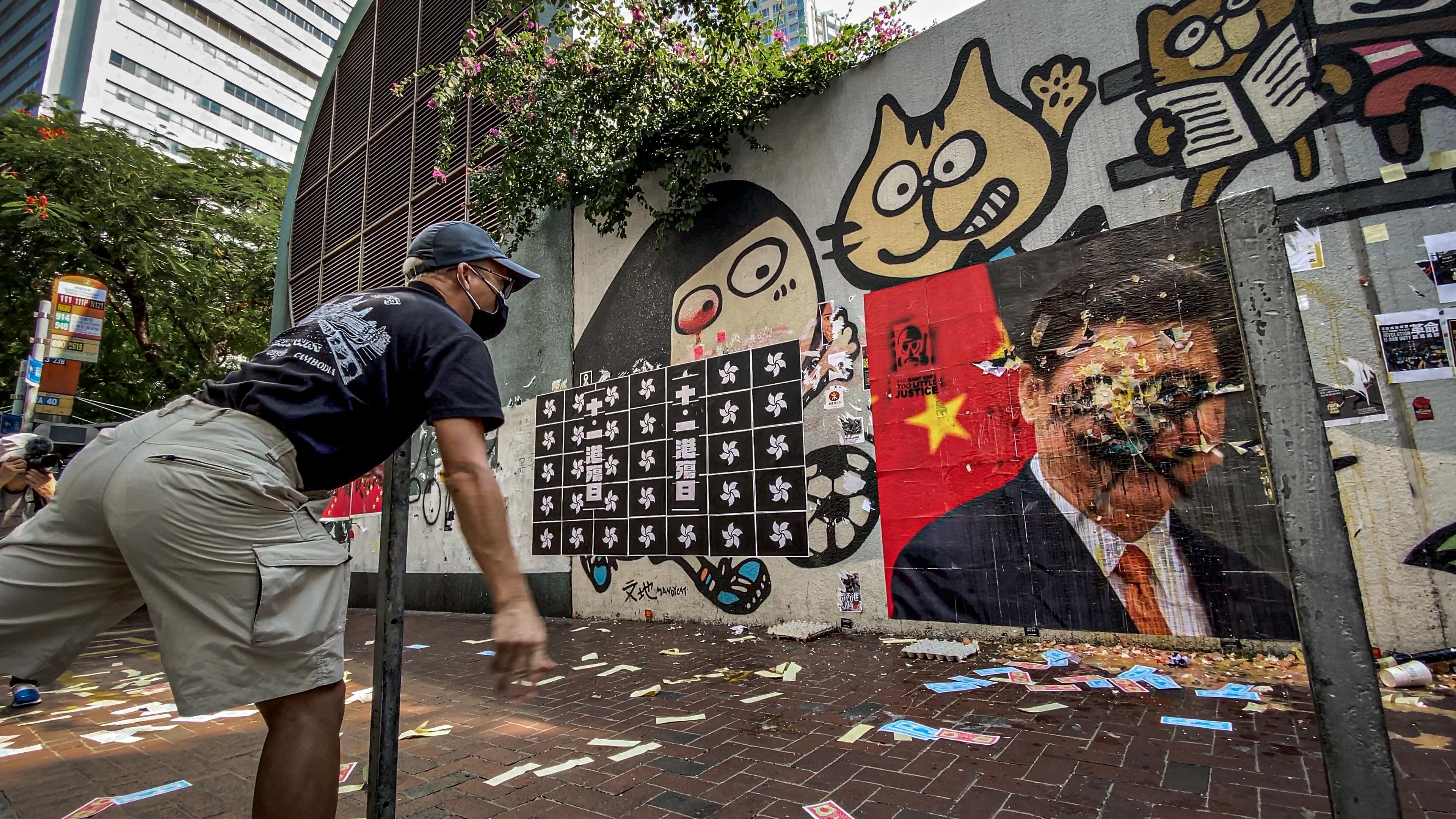 La démocratie à Hong Kong meurt en silence