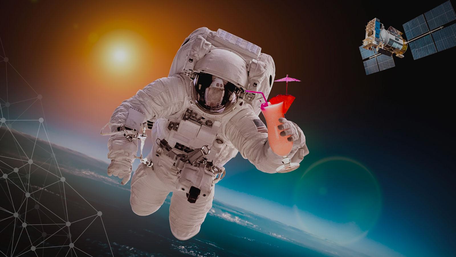 Comment préparer ses vacances dans l'espace de 2030
