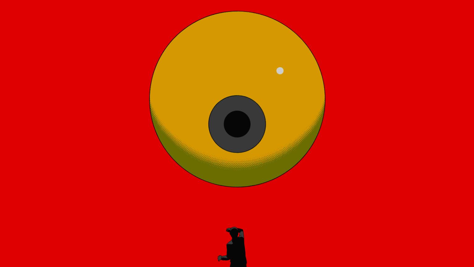 La Chine a-t-elle réalisé le cauchemar d'Orwell ?