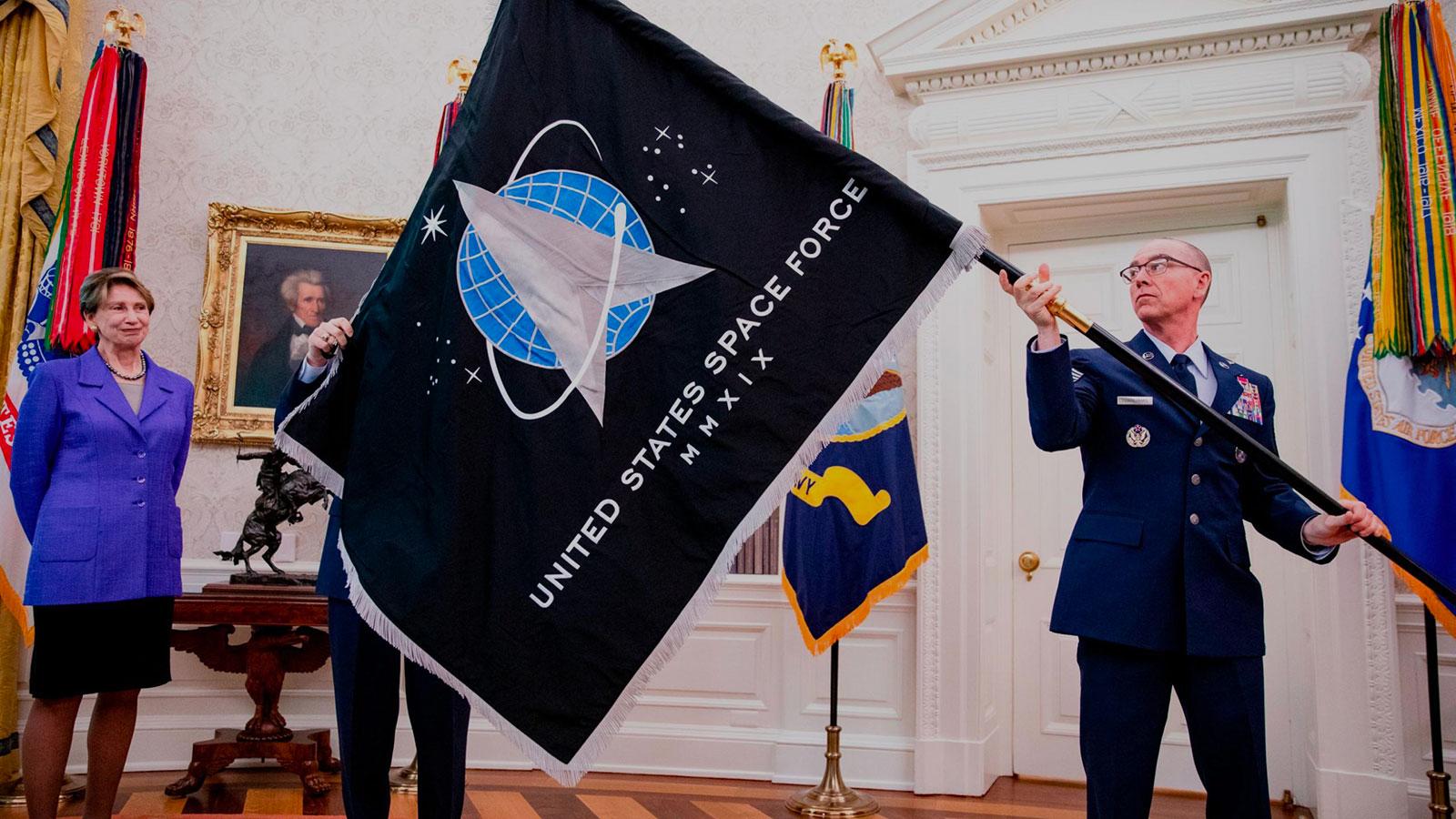 Space Force : comment les États-Unis vont militariser la conquête de l'espace