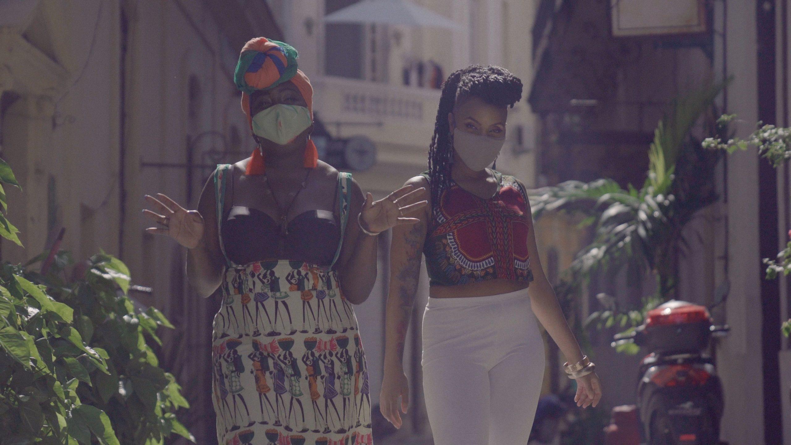 À La Havane, La Reyna y la Real font renaître le rap à Cuba