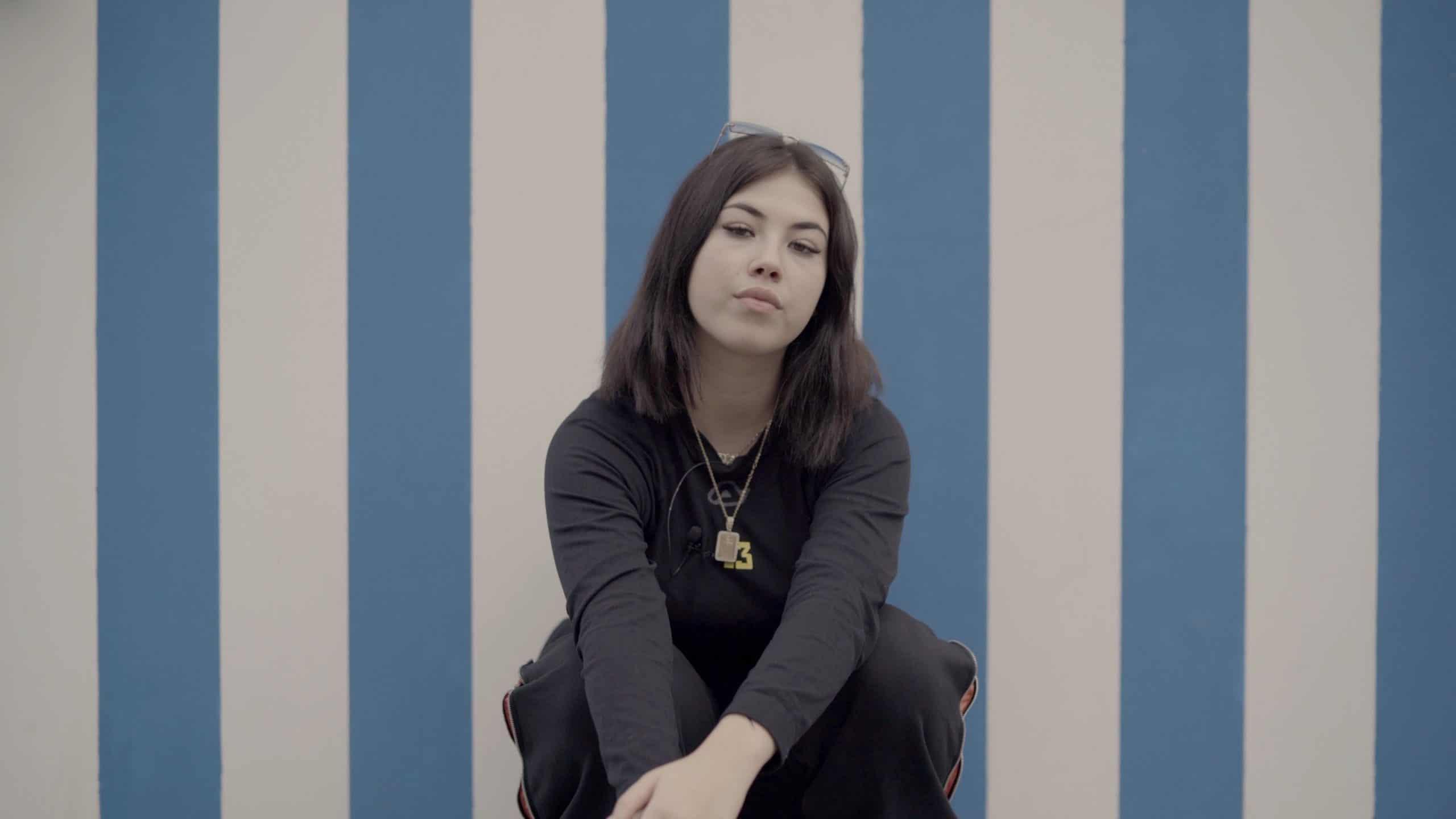 À 18 ans, ANNA est la nouvelle star du rap italien