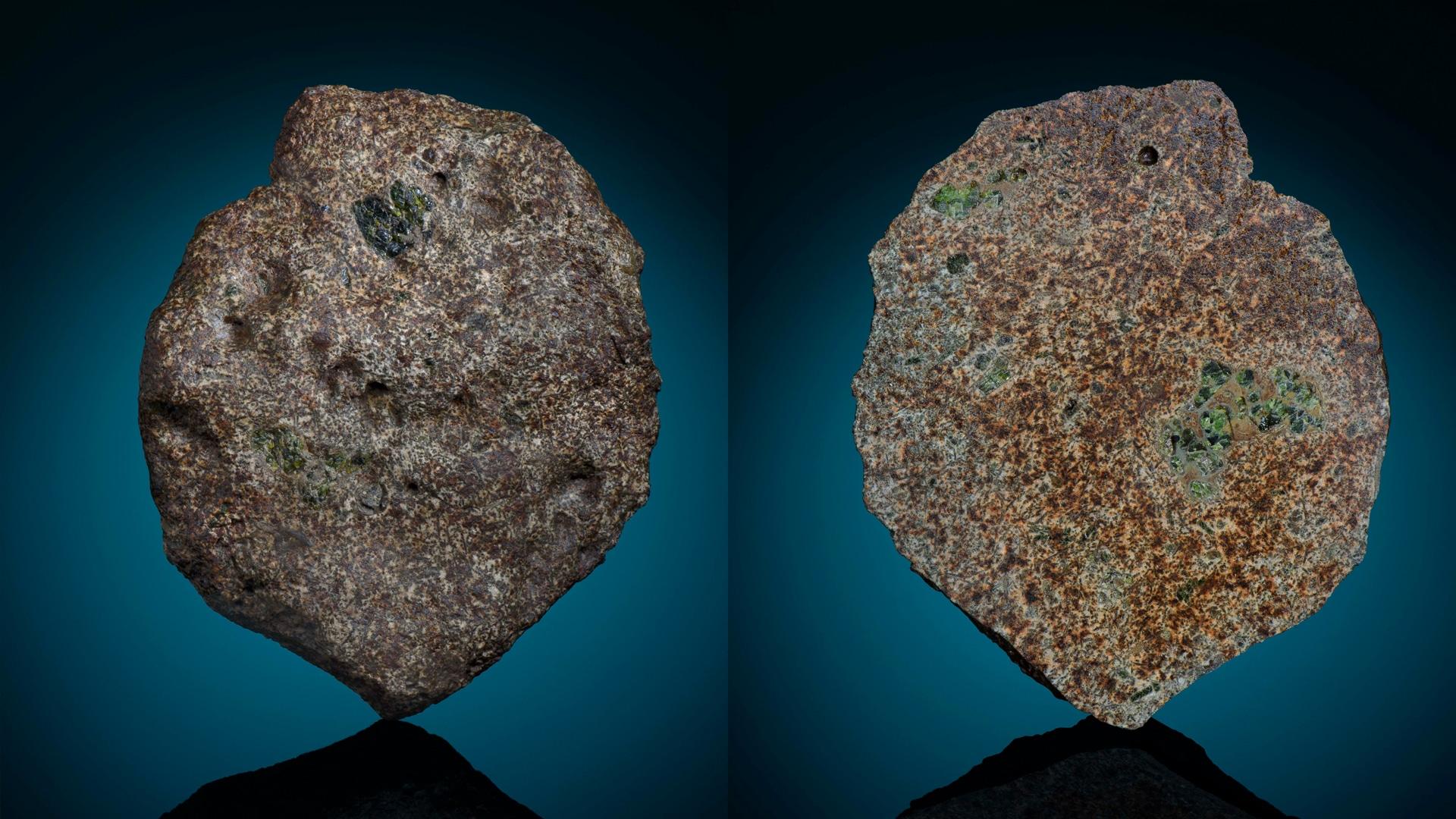 10 03 2021 Des scientifiques découvrent les restes d'une ancienne planète dans le Sahara - Ulyces