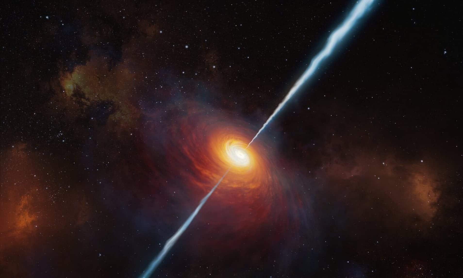 9 03 2021 Des astronomes captent un signal radio venu du plus profond de l'espace - Ulyces