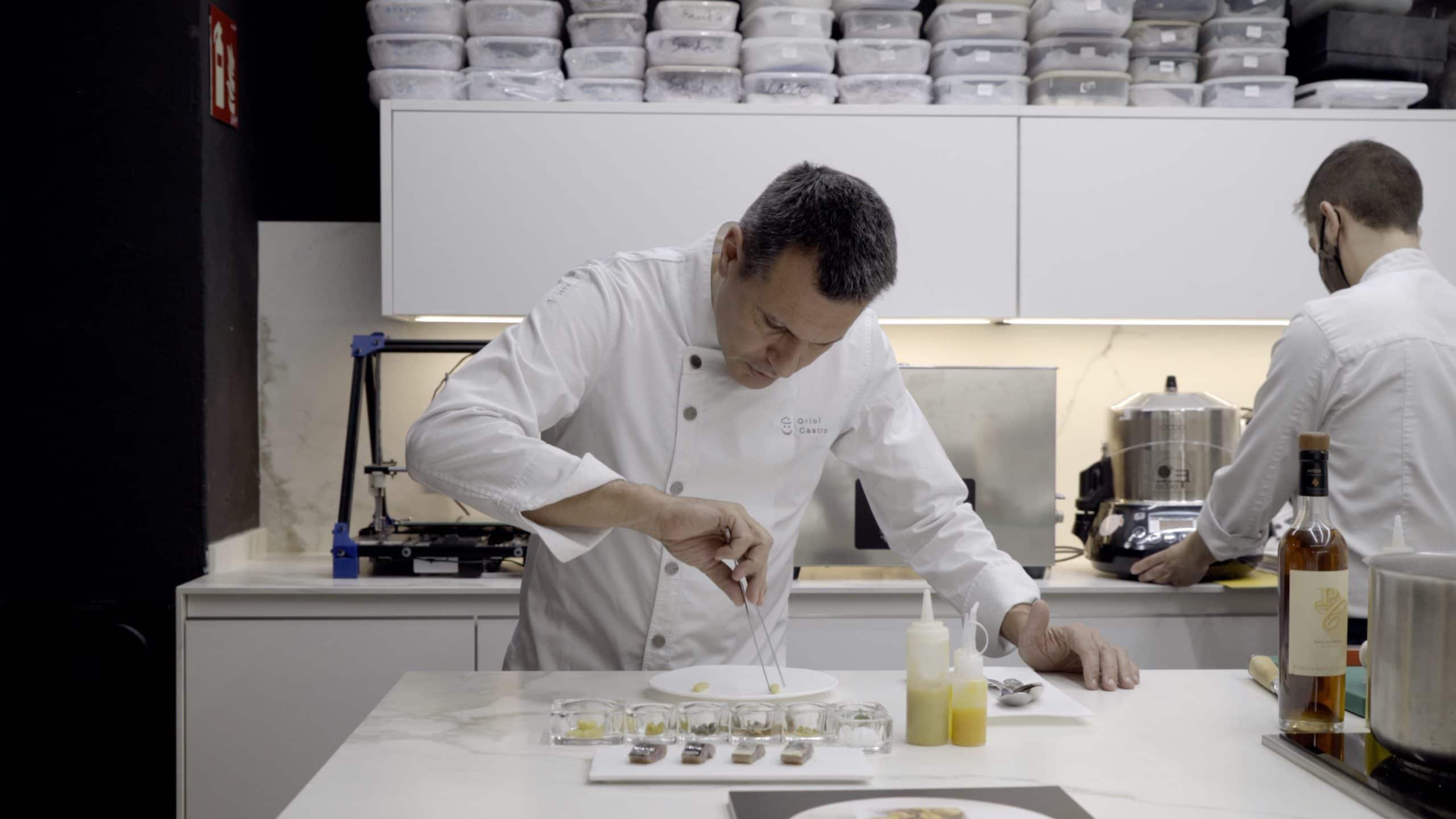 Les chefs de Disfrutar sont à la pointe de la cuisine créative catalane