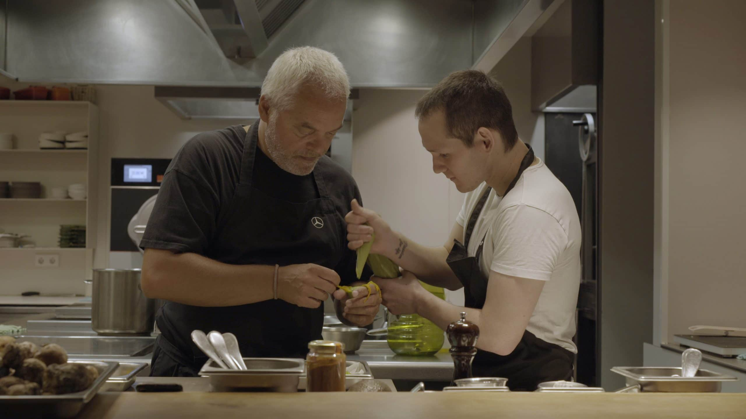 Chez Xavier Pellicer, le chef barcelonais qui propose une cuisine ayurvédique