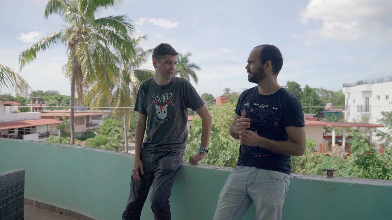 À La Havane, avec les créateurs du premier jeu indépendant cubain
