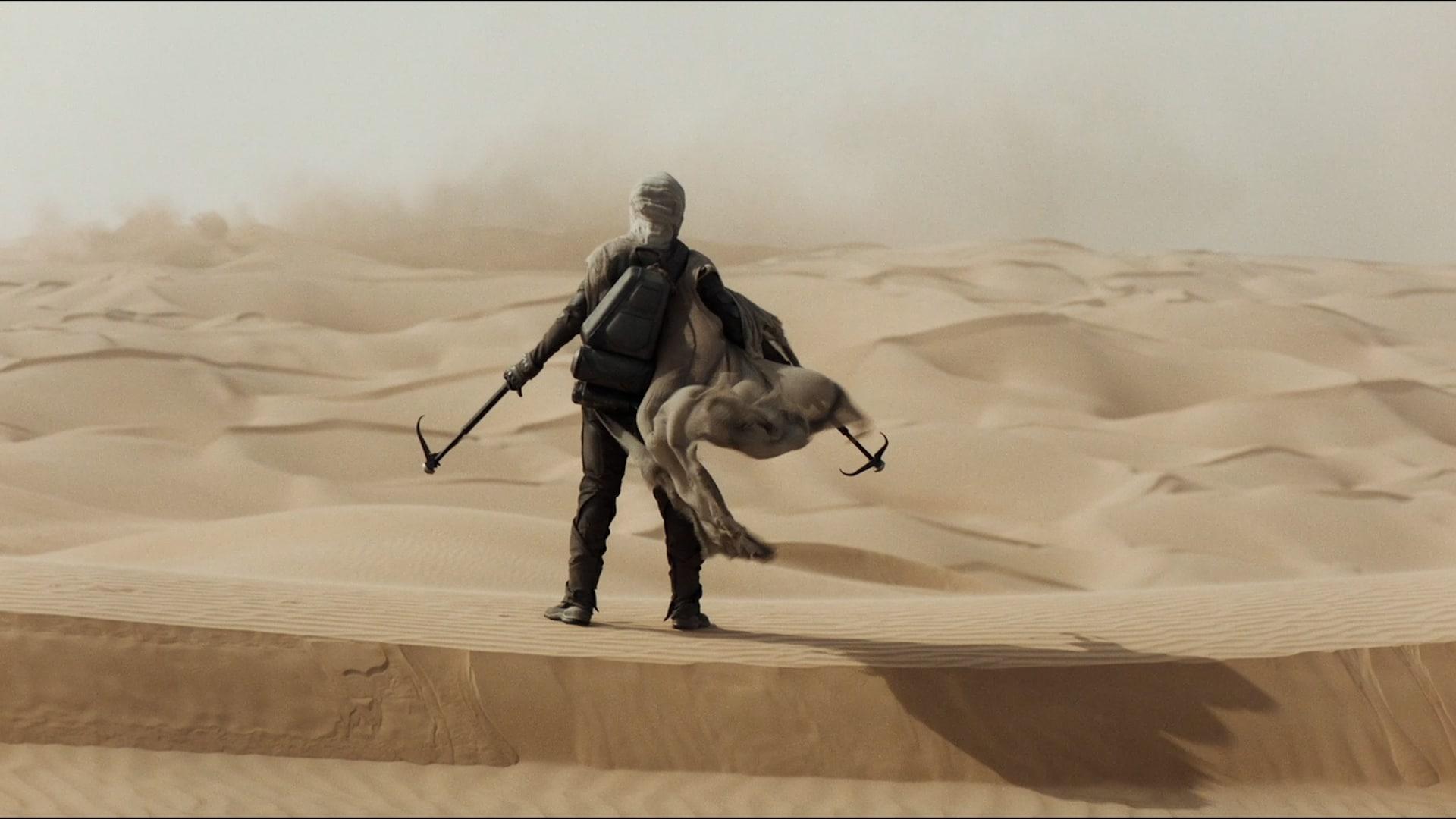 Les secrets de l'univers de Dune